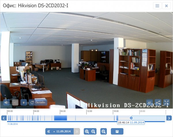 Обзор DS-2CD2032-I