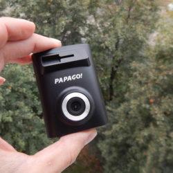 Papago GS110 — компактный видеорегистратор