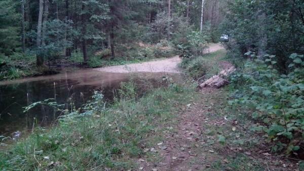 Бег - Лепельские озера