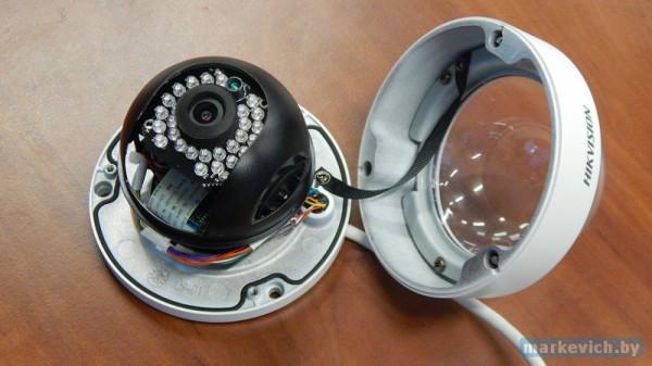 Купольная камера DS-2CD2132-i