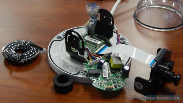 Сетевая видеокамера DS-2CD2132-i