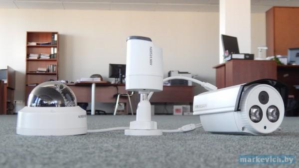Камеры видеонаблюдения купить для дома
