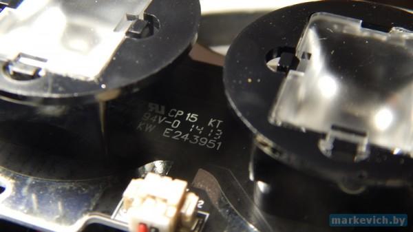 Маркировка ИК подсветки DS-2CD2232-I5