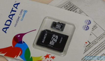 Тест китайской карты памяти microSD на 64Gb