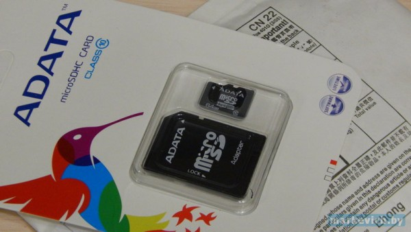 Карта памяти microSD 64Gb