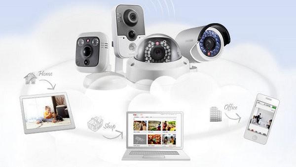 цифровое видеонаблюдение для дома