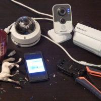 Настройка Wi-Fi на Hikvision DS-2CD2432F-IW