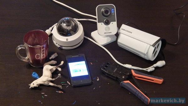 Настройка Wi-Fi на Hikvision