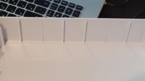 Модернизированная крышка от Hikvision DS-7108N-SN