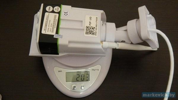 Suneyes SP-P701EW - вес