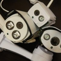 P2P камеры Suneyes SP-P903W и SP-P701EW