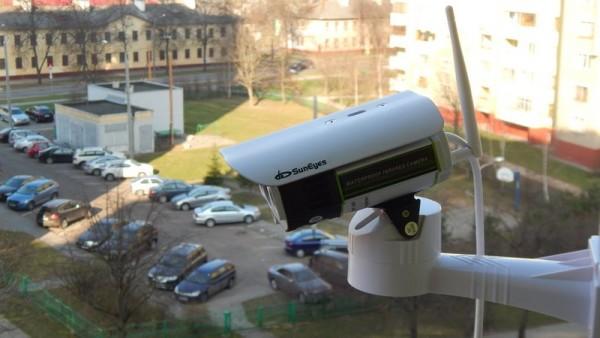 P2P камеры Suneyes