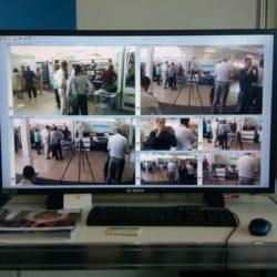 Частота кадров архива видеозаписи