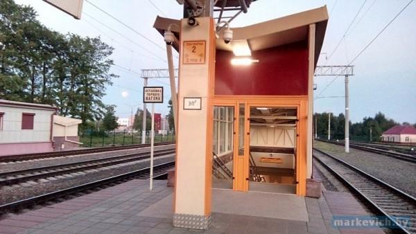 Hikvision на железной дороге