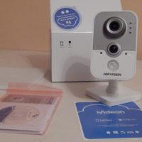 Тест заказа IP камеры в магазине Ivideon