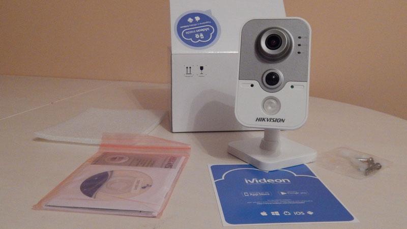 Тест заказа IP камеры Ivideon