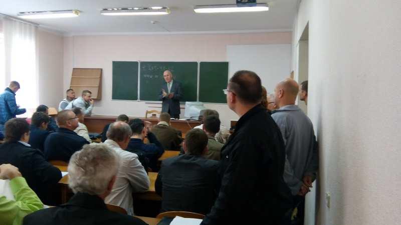 Выпуск технадзора в МИПК И ПК БНТУ