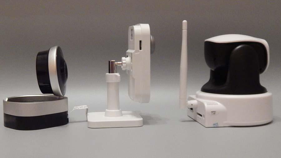 IP камера с WiFi для дома