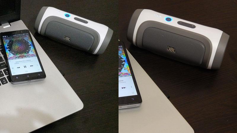 Сравнение: фото со смартфона и фотоаппарата