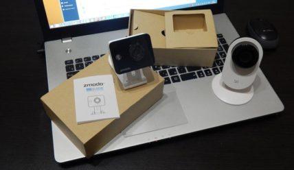 Zmodо — новый бренд в домашнем видеонаблюдении. Обзор WiFi камеры