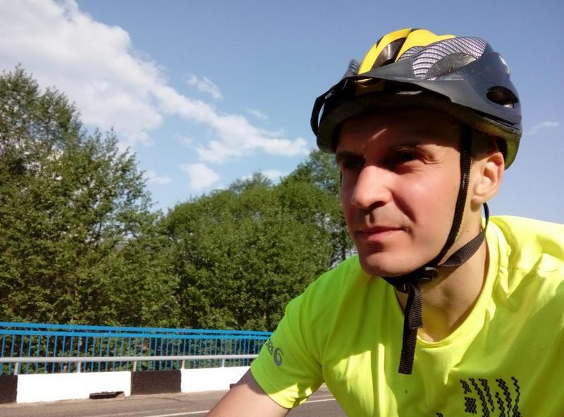 Марафон Налибоки - велосипедный этап