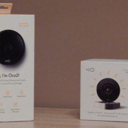 Тест заказа на Indiegogo.com WiFi камеры Oco2