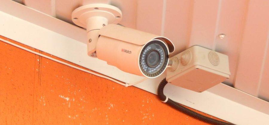Схемы подключений аналогового и IP видеонаблюдения