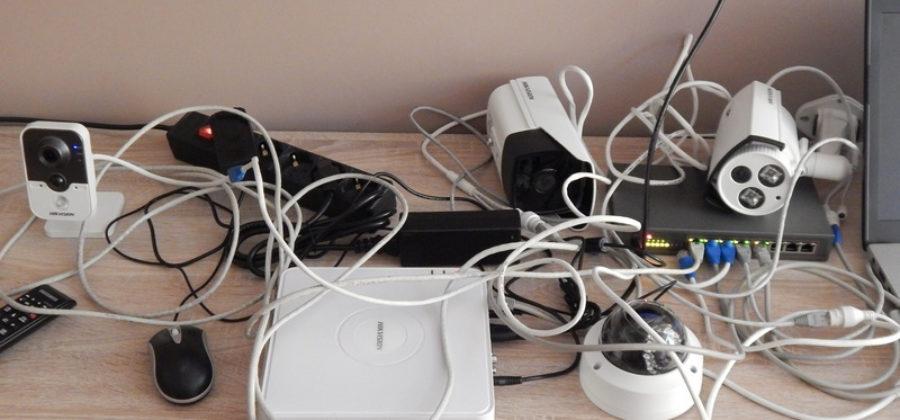 Помощь в выборе комплекта видеонаблюдения для дома: аналоговый или цифровой