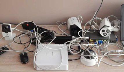 Советы по покупке готового комплекта видеонаблюдения для дома