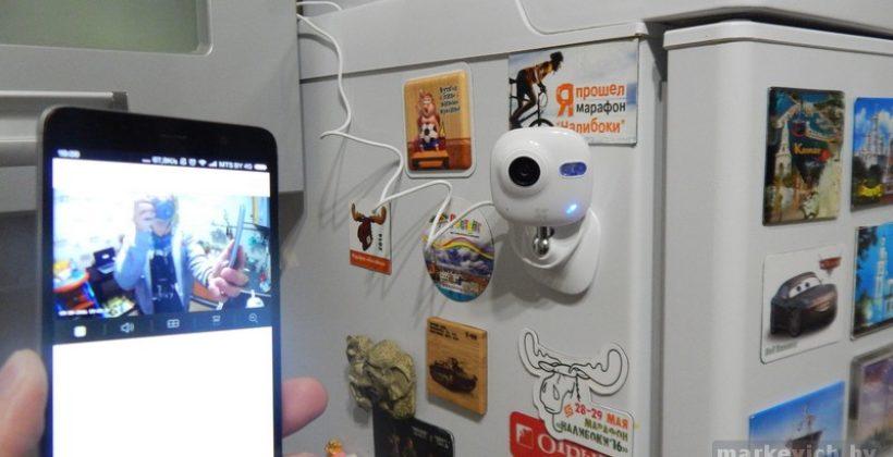 Обзор домашней Wi-FI камеры Ezviz C2mini