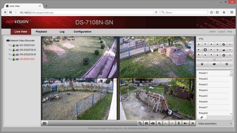 Видеонаблюдение для дома своими руками