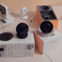 Wi-Fi камера наблюдения Oco2 Ivideon