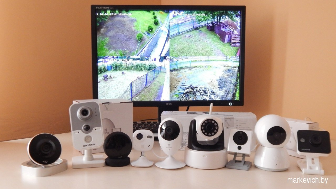 C2C и Wi-Fi камерами других производителей
