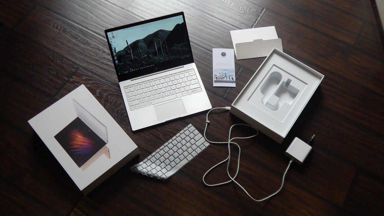 Xiaomi Mi Book Air
