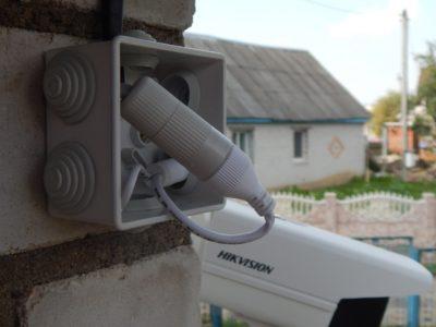 Разъём камер Hikvision (закрыт)