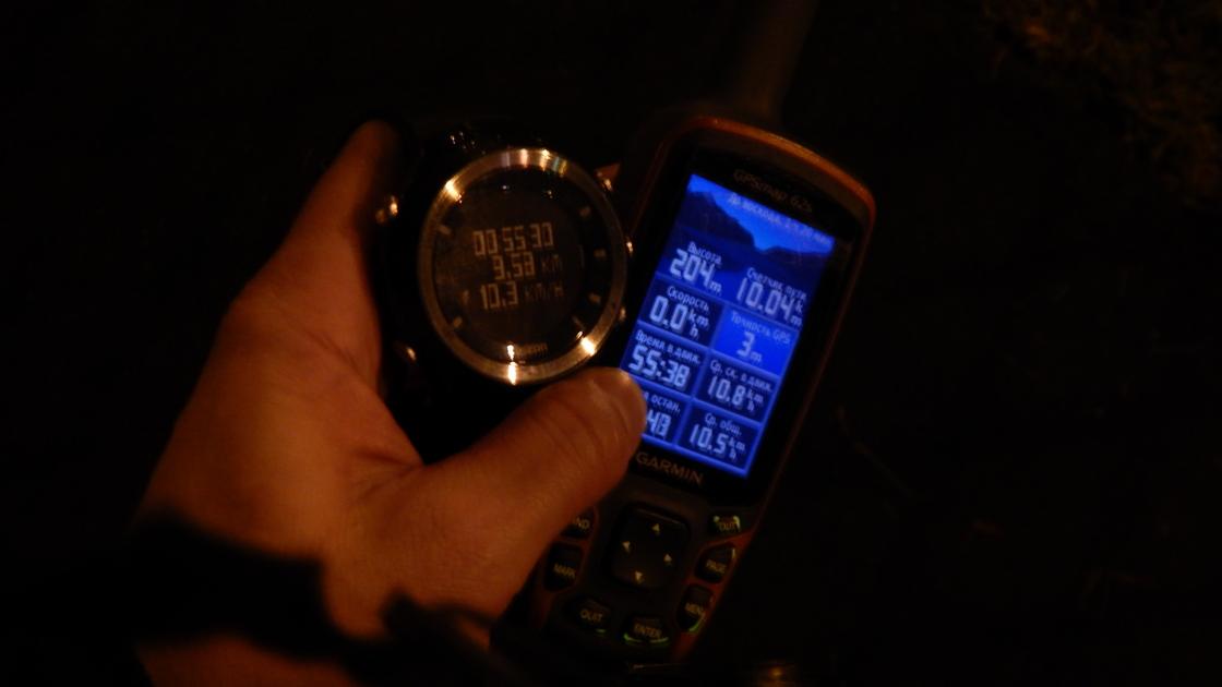 Garmin GPSMAP 62s и Ezon G3