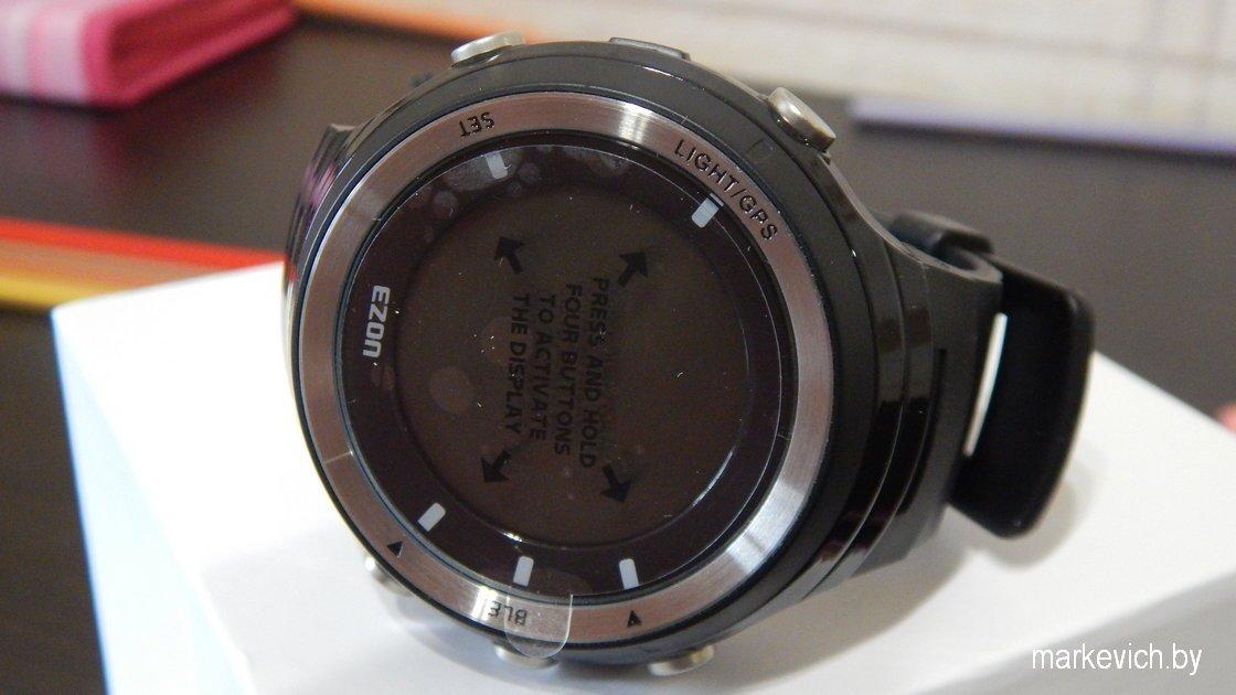 GPS часы для бега - Ezon G3