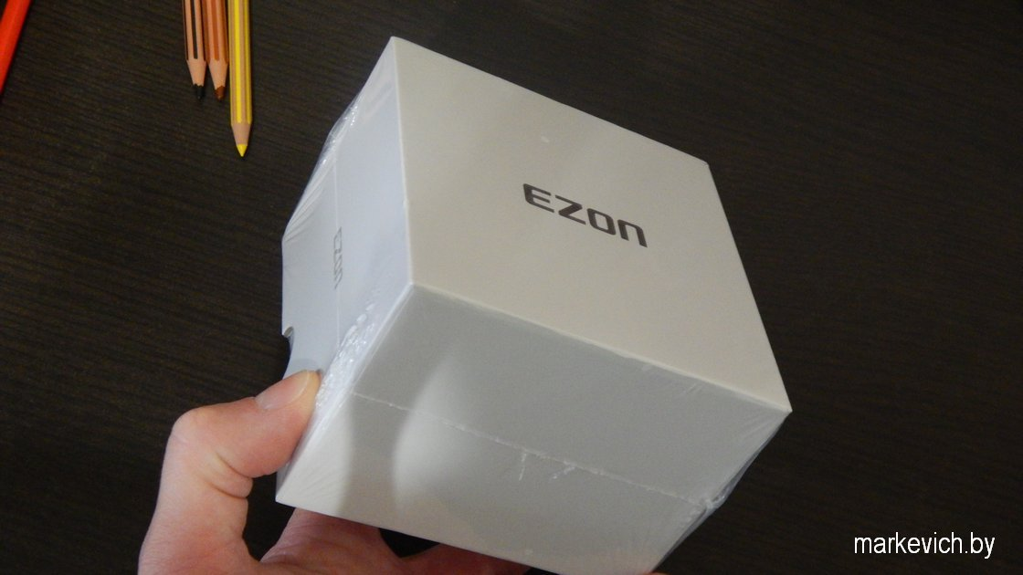 Ezon G3 - упаковка