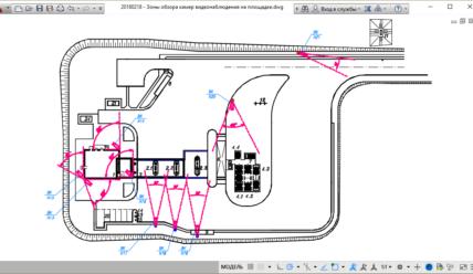 Расчёт времени автономной работы системы видеонаблюдения