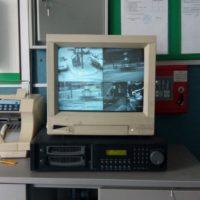 Процесс согласования зон обзора камер видеонаблюдения