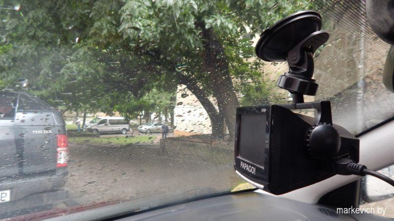 Поворотный кронштейн для видеорегистратора Papago