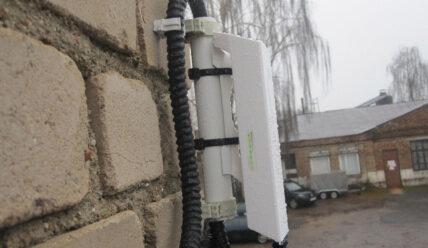 Разрешения на установку и использование РЭС вне зданий
