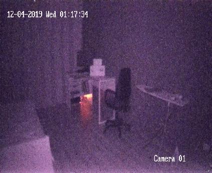Кадр с DS-2CD2T27G3E-L при экспозиции 1/12