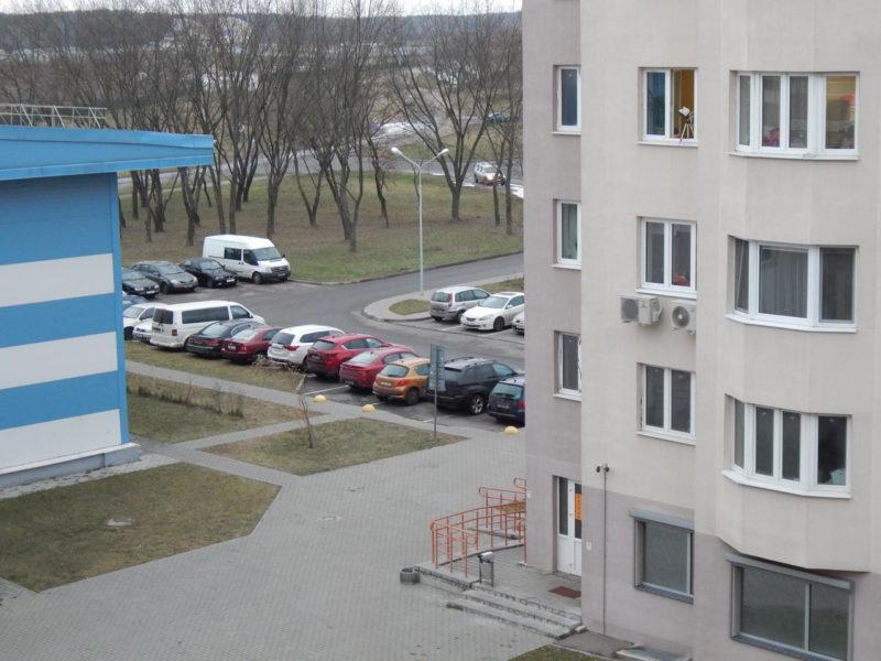 Площадка для теста камеры