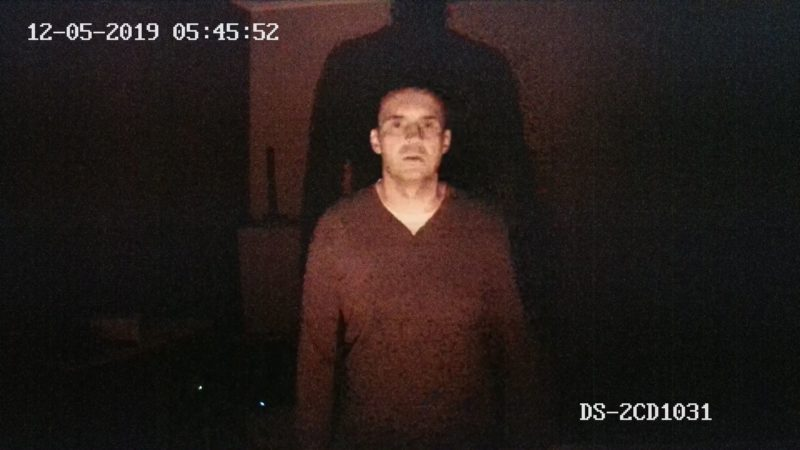 Тест DS-2CD1031-i. На фонаре 1 люмен