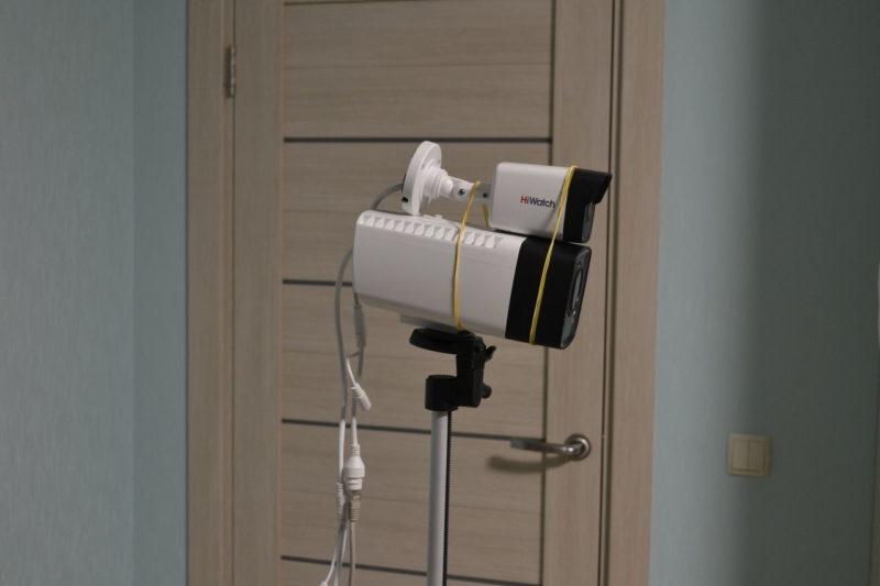 Тест DS-I200 (помещение в квартире)