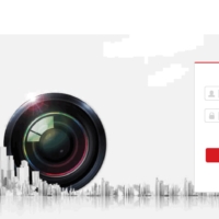Скриншоты web-интерфейса камеры HiWatch DS-I200