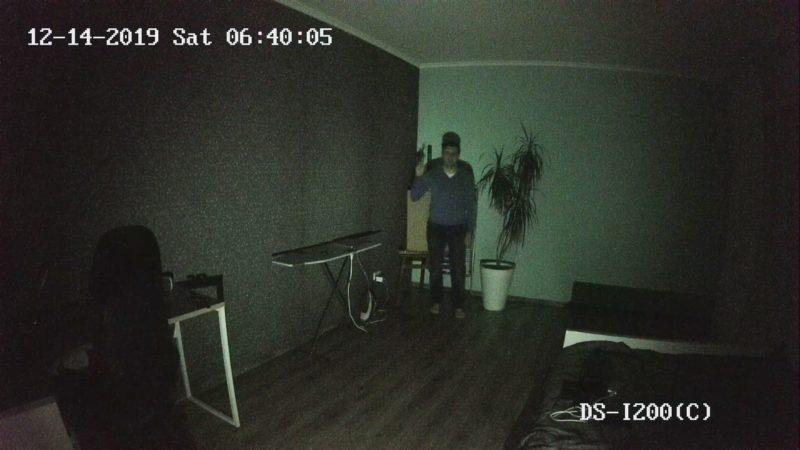 DS-I200. На фонаре 4 люмена