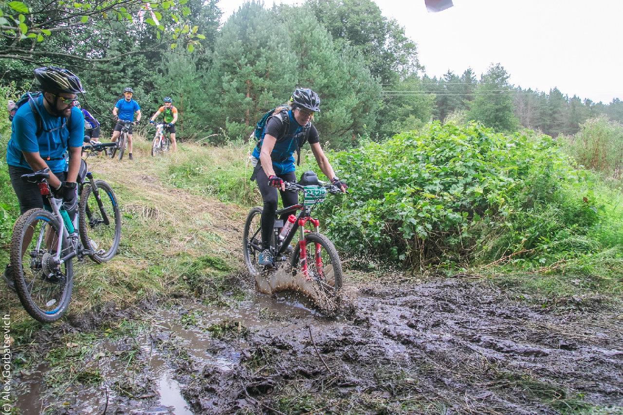 "Преодоление грязи, марафон ""Налибоки"" 2020"