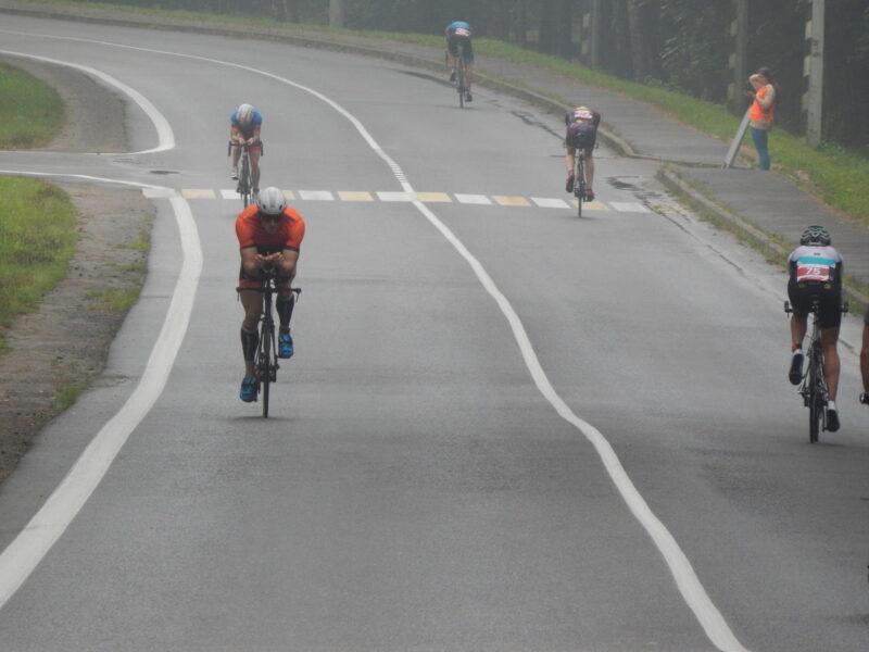 Минский триатлон 2020 - велосипед